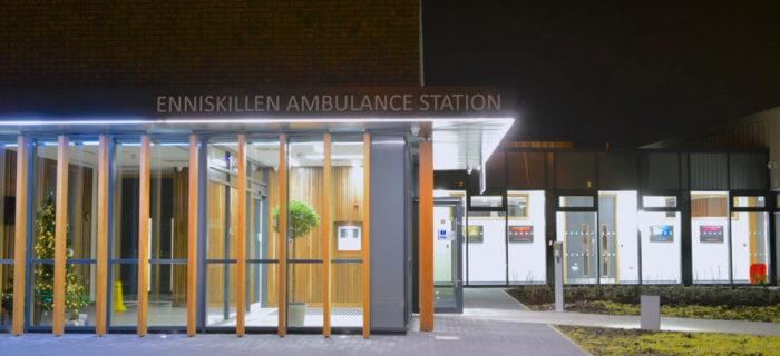 NI Ambulance Service, Enniskillen